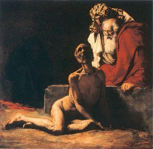 biblia.hu A Biblia a magyar képzőművészetben